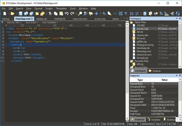 FULL 010 Editor 8.0.1 Windows x64